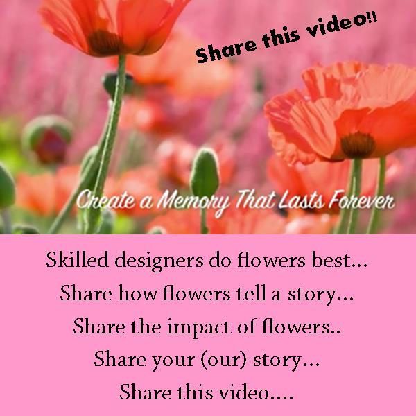 Flower Trends Forecast Flower Trends Forecast