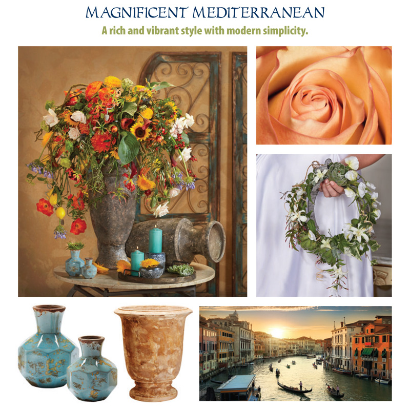 Magnificent Mediterranean A rich and vibrand style with modern simplicity