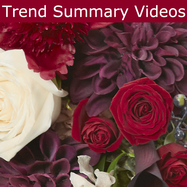 Flower Trends Forecast Videos