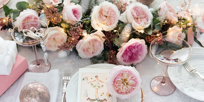 Inspiration from David Austin Roses