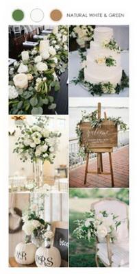 Elegant Wedding Invites 2017 Color Trends
