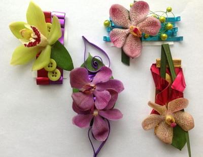 Floral Design Institute Prom Trends