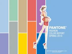 Pantone Spring Fashion Report