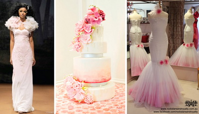 Ombre Wedding at Maven Bride