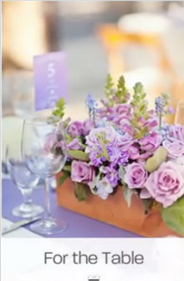 Bridal Flower Trends
