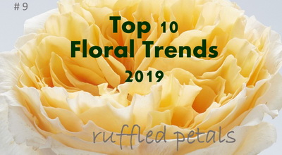 Top 10 Floral Trends 2019