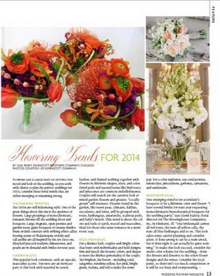 Wedding Planer Magazine
