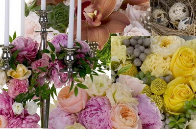 Floral Design Institute Wedding Trends for 2014