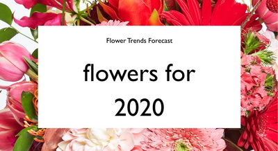 flowers for 2020